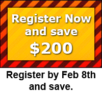 Register and Save $200